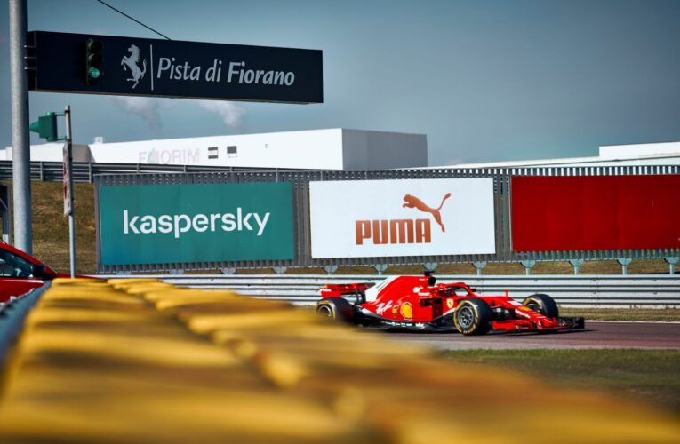 Ferrari announces 5-day test at Fiorano with 7 drivers
