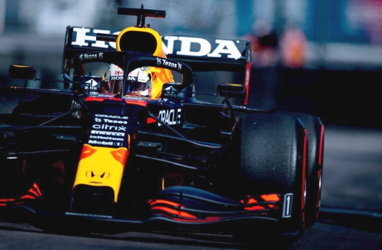 F1: Honda eyes three more wins and Verstappen title