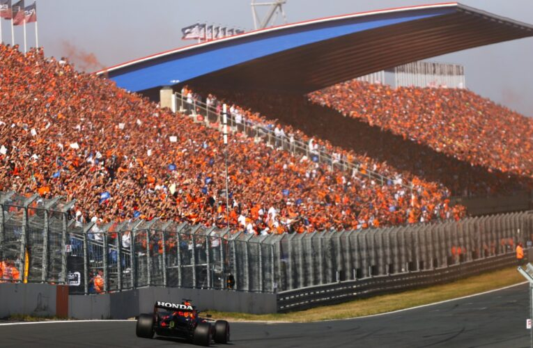 F1: Zandvoort could help make other races more exciting