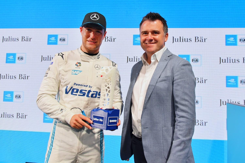 Formula E: Vandoorne wins London Race 2 pole – AutoRacing1.com