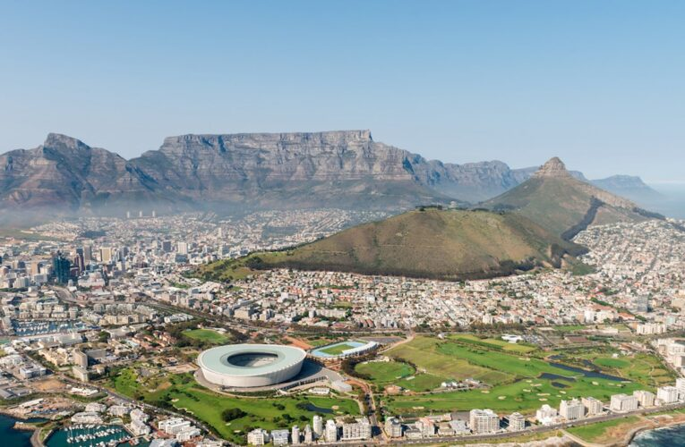 City of Cape Town to spend $3 million on road upgrades for Formula E race event
