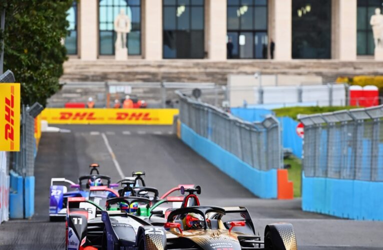 Watch Sunday's Formula E race from Rome Live Here