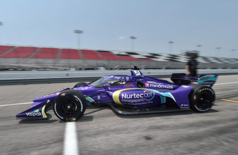 IndyCar:  Saturday Morning Report from World Wide Technology Raceway  (Update)