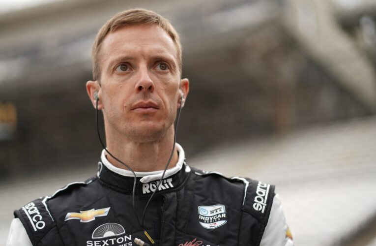Bourdais tops Day 1 of IndyCar testing at IMS  (Update)