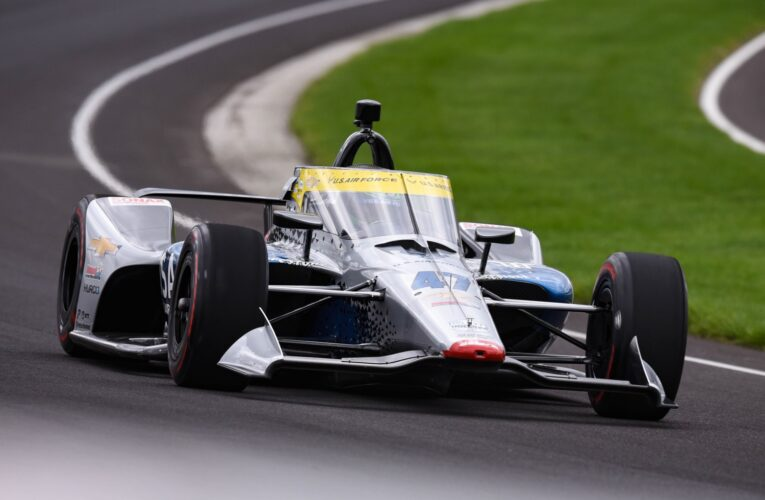 Daly again fastest in opening Day 2 session at IMS