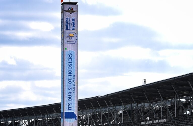 Health Department, Indy Speedway Announce Additional Mass Vaccination Clinics In May