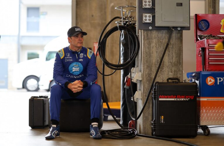 Jimmie Johnson getting NASCAR offers, but still weighing Indy 500