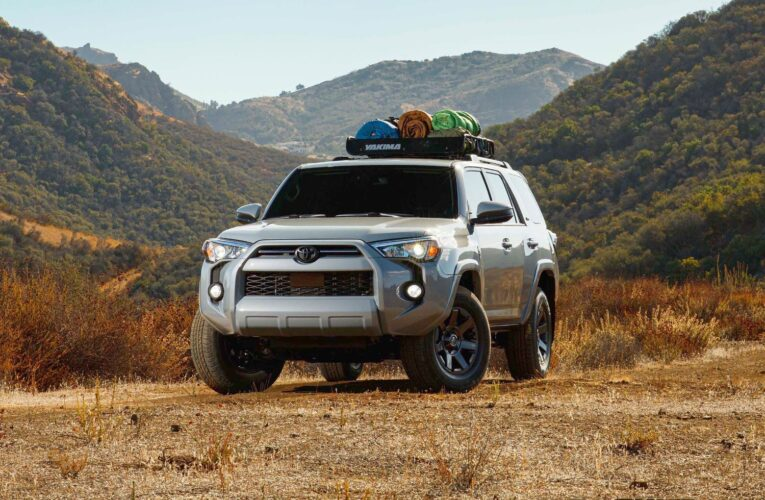 We drive the '21 Toyota 4Runner Limited