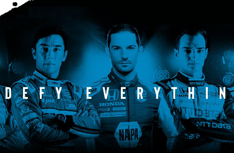 IndyCar launches 'Defy Everything' marketing campaign  (Update)