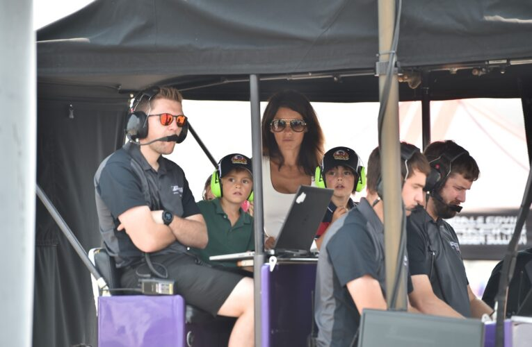 IndyCar: Grosjean moving entire family to the USA