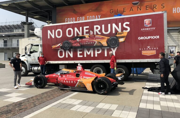 Marco Andretti's primary sponsor revealed for Indy 500