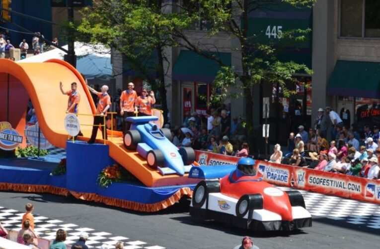 Indy 500 Festival Parade canceled for 2nd consecutive year