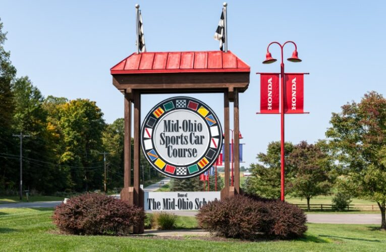 Ticket sales dates announced for 60th season of racing at Mid-Ohio