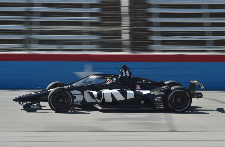 Is the IndyCar Aeroscreen necessary on the Road and Street Courses?