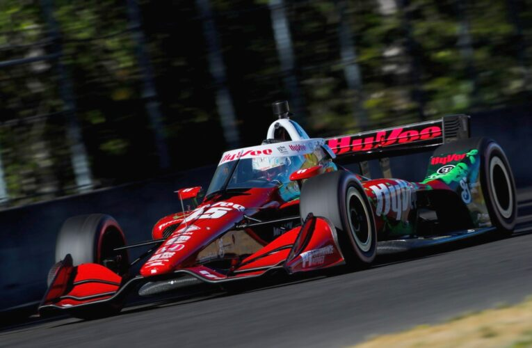IndyCar elects to bastardize 10-year old car instead of designing a proper one