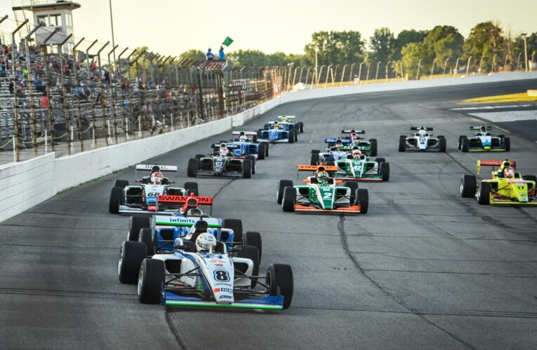 Road To Indy: Inclement Weather Forces Carb Night Classic Postponement