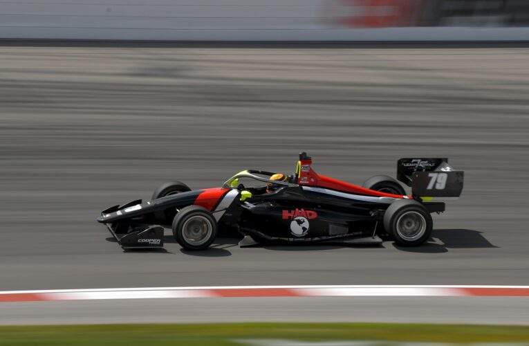 Fifth Win for Malukas Tightens Indy Lights Points Chase