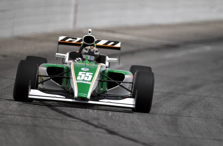 Road to Indy: Gold, d'Orlando Claim Poles for Carb Night Classic