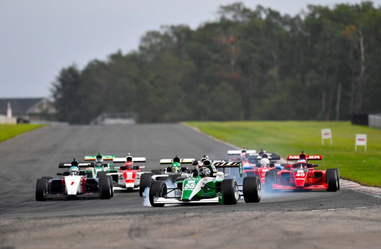 2022 Schedules Announced for Indy Pro 2000/USF2000