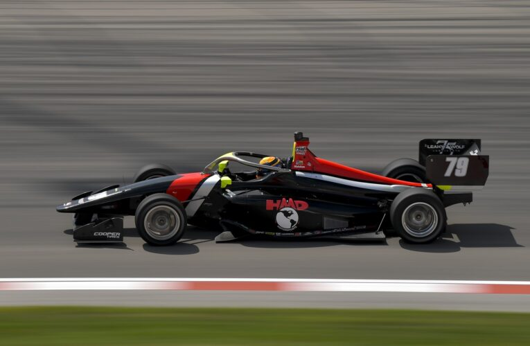 Malukas to Defend Slim Indy Lights Point Lead in Portland