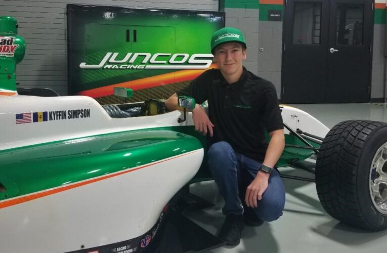 Juncos Racing Adds Kyffin Simpson to 2021 Indy Pro 2000 Line-Up