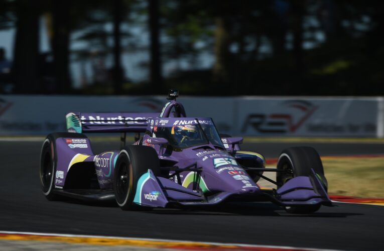 IndyCar: Saturday morning report from Road America