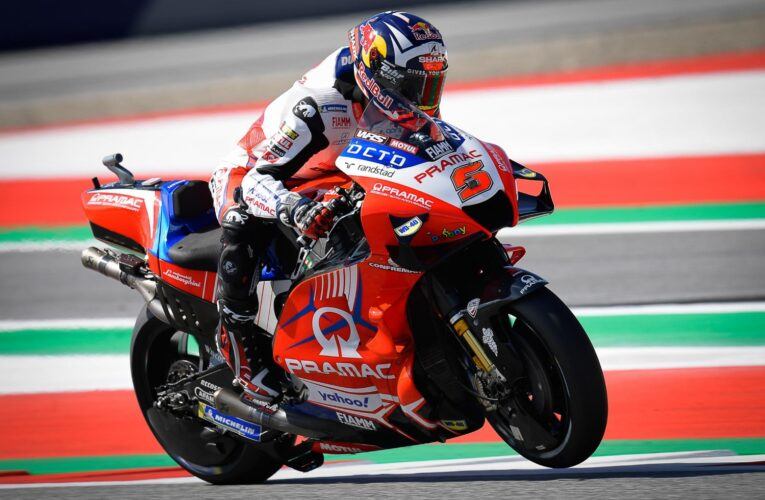 MotoGP: Zarco tops Practice 1 with Red Bull Ring lap record