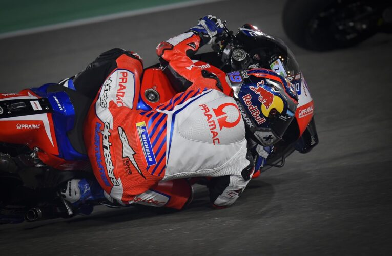 MotoGP: Martin wins his first pole in Doha
