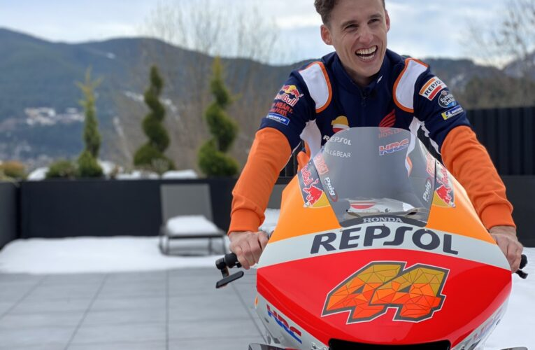 "Pol Espargaro: ""These colors mean glory to me"""