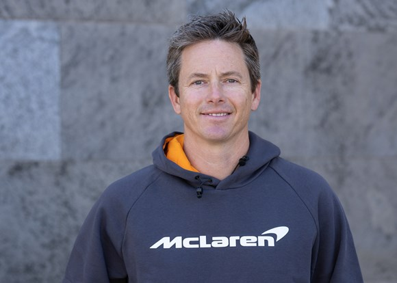 Tanner Foust to race for McLaren Extreme E in 2022