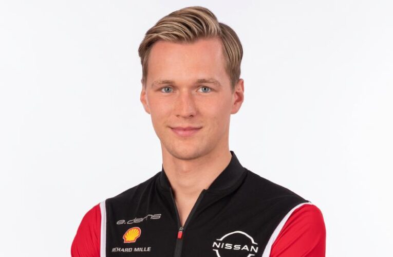Formula E: Guenther quits Andretti team for Nissan e.dams