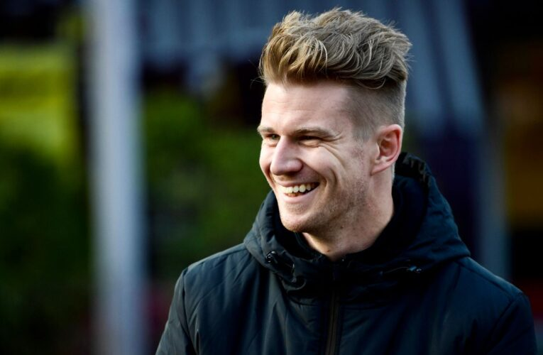 Aston Martin appoints Nico Hulkenberg as reserve driver