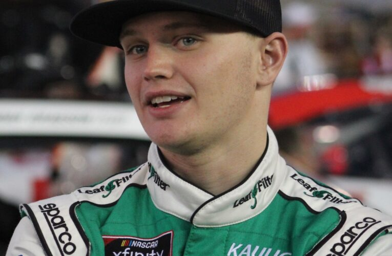 Kaulig Racing will go full-time NASCAR Cup racing with Justin Haley in 2022