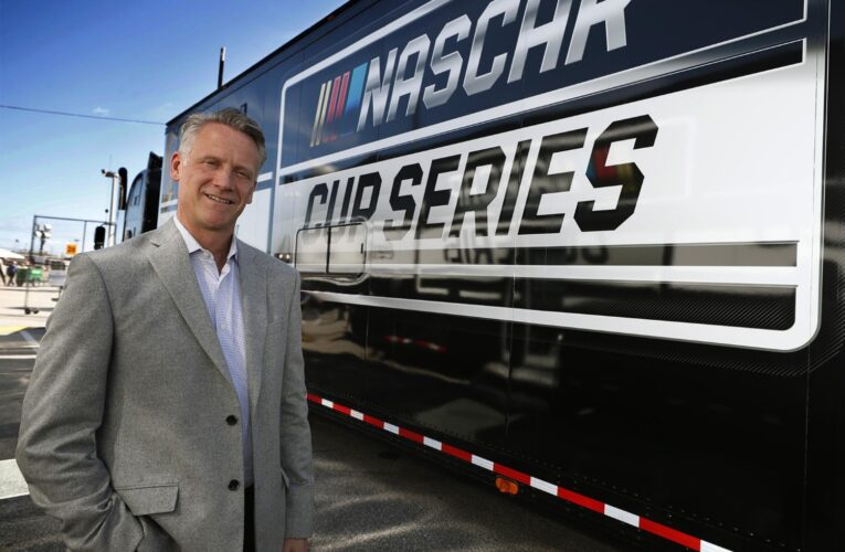 NASCAR's Phelps on more schedule changes, new engine to have hybrid components