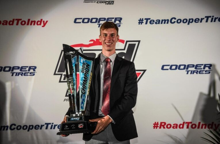 Indy Pro 2000 Champion Sting Ray Robb Advances To Indy Lights
