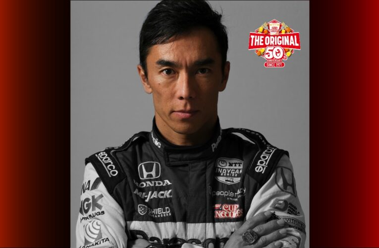 Nissin Foods Expands Partnership with RLL and Sato IndyCar effort