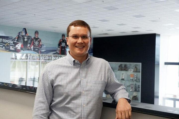 Mike Verlander Named President and Chief Revenue Officer of Kyle Busch Motorsports