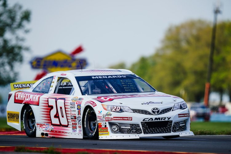 Toyota again clinches 2021 ARCA Menards Series Manufacturer's Championship