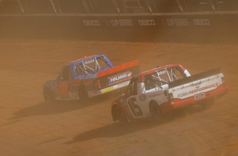 NASCAR: Qualifying, race format explained for Trucks' debut at Knoxville