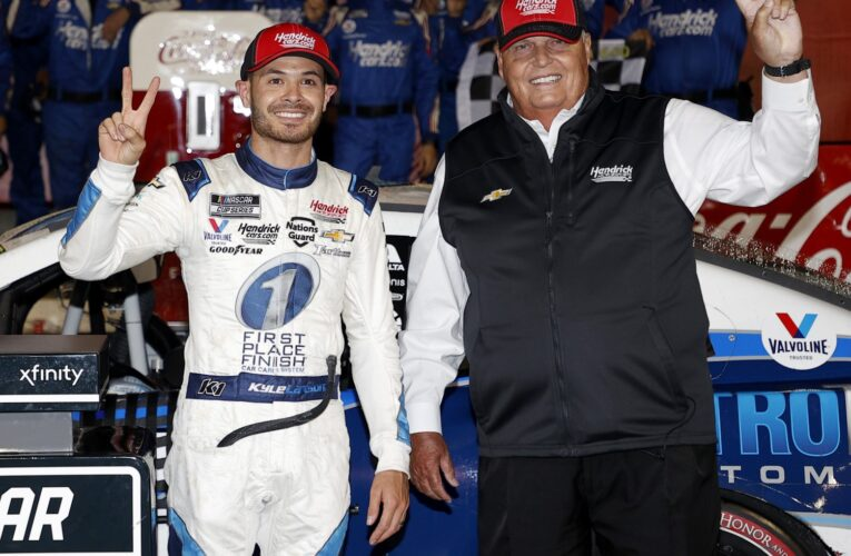 NASCAR: Hendrick says 'We've had the kind of year that you dream about'