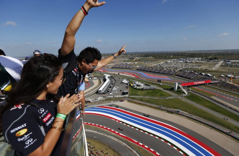 Speedway Motorsports Announces Entitlement Sponsors for NASCAR at COTA