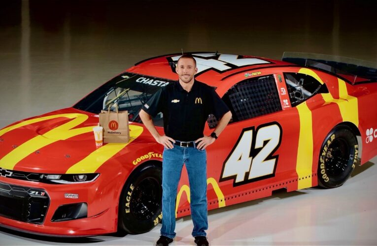 Rumor: NASCAR to move car numbers to rear Quarterpanel  (Update)