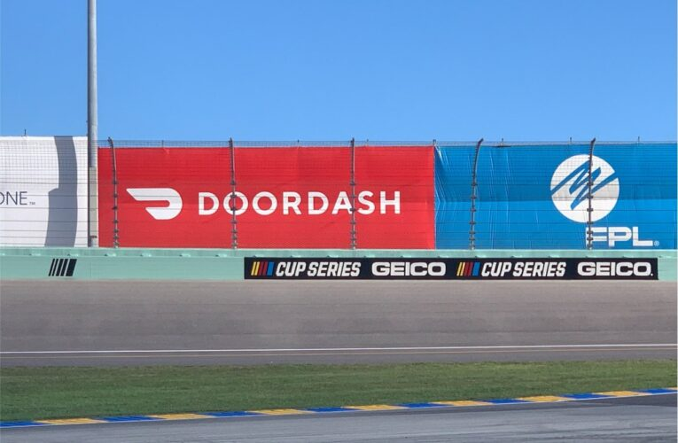 NASCAR Announces Partnership with DoorDash as Official On Demand Delivery Platform