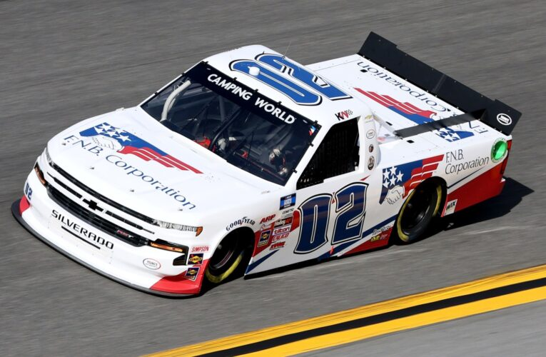NASCAR: Truck crew chief suspended following incident at Talladega
