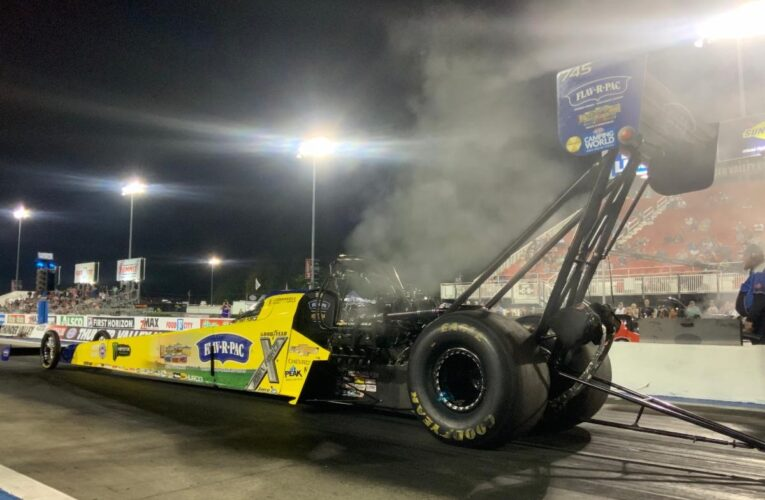 NHRA: B. Force, Wilkerson, M. Smith lead Friday field in Bristol