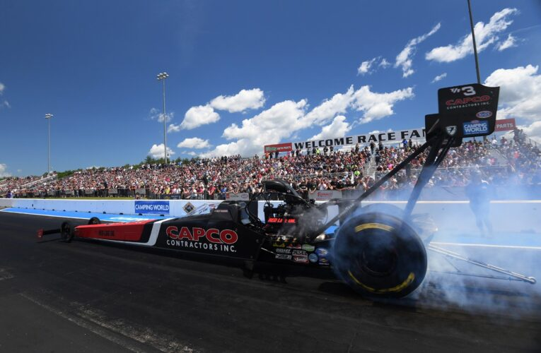 NHRA: Billy Torrence, Matt Hagan, and Greg Anderson top Epping Quals