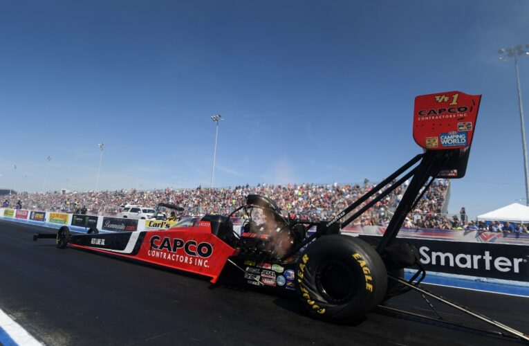 NHRA: Toyota partners with Torrence Racing beginning with 2022 season