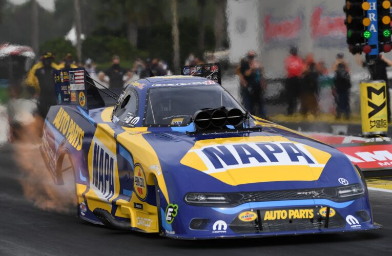 Virginia NHRA Nationals cancelled, will return to Richmond in 2022