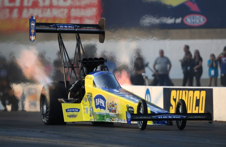 NHRA: Force, Hight, Koretsky and Sampey pace the field at Maple Grove Raceway