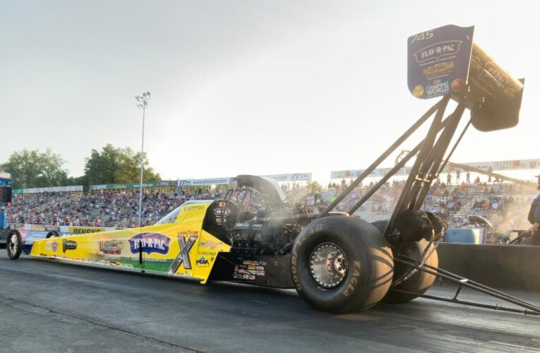 NHRA: Force, Pedregon, Enders and Sampey claim No. 1 spots at Maple Grove